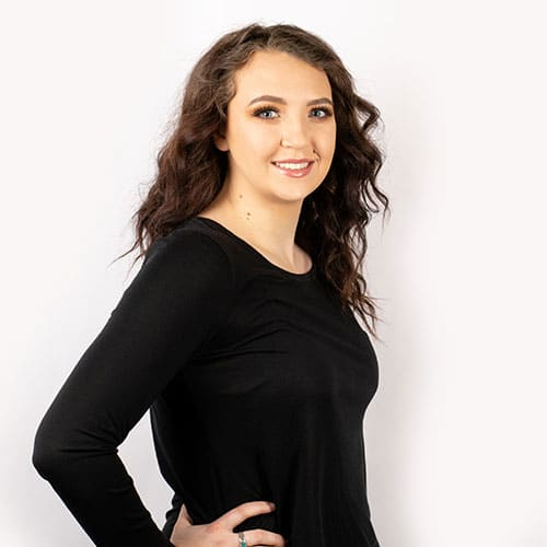 a photo of Christina, a cosmetologist at The Waxing Studio