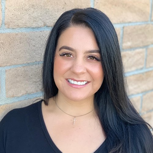 a photo of Raquel, an esthetician at The Waxing Studio
