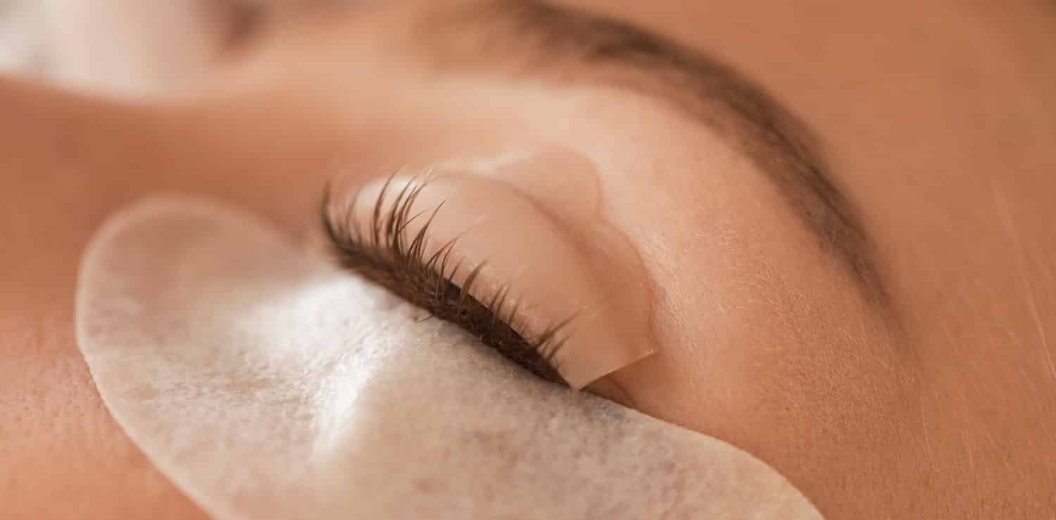How an Eyelash Lift Works